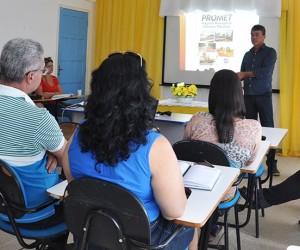 O evento de lançamento contou com a participação de diretores de escolas, secretários da administração, do prefeito Antonio da Emater e vice-prefeita Dra. Suelena Denti.