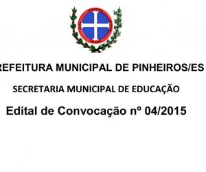 EDITAL DE CONVOCAÇÃO DT PESSOAL DE APOIO -2015-1 cópia