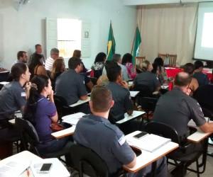 Curso abordou conhecimentos específicos em relação às regras e normas da redação oficial.